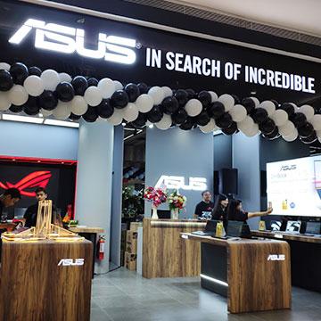 ASUS Store Indonesia Hadir di Lippo Mall Puri