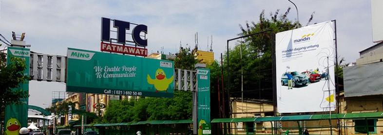 toko hp murah itc fatmawati