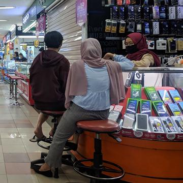 Toko Hp Di ITC Fatmawati yang Jual Hp Terbaru Murah