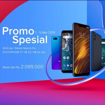 5 Hp Xiaomi ini Lagi Promo, Diskon Hingga Rp900 Ribu