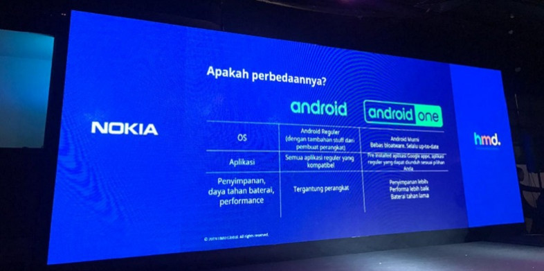 Perbedaan Android One