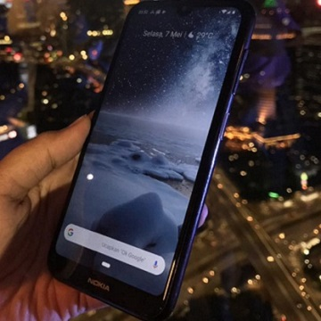 Nokia 4.2 Resmi di Indonesia, Jadi Hp NFC Termurah?