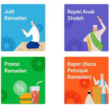 Line Meriahkan Ramadhan dengan Fitur Baru