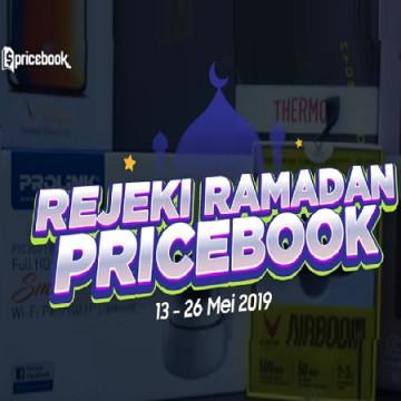 Rejeki Ramadan Pricebook, Banjir Hadiah!