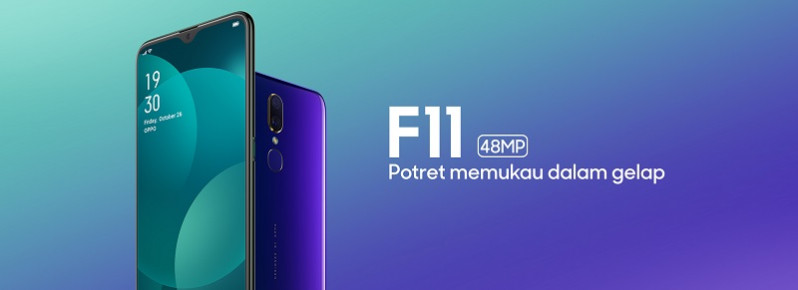 oppo f11 special online edition