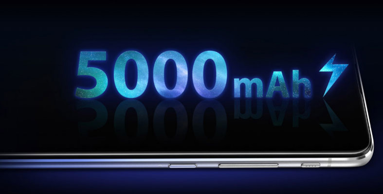Baterai Besar 5.000mAh