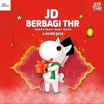 Promo Ramadhan Dan Diskon Lebaran 2019 Dari JD.ID