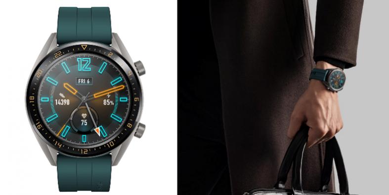 Desain Huawei watch gt