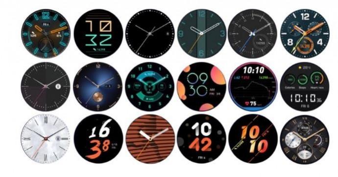 tema smartwatch huawei