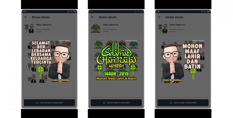 Aplikasi Untuk Ucapan Selamat Hari Raya Idul Fitri 1440h Pricebook