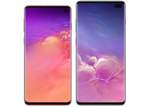 Samsung Galaxy S10, Galaxy S10+ dan Galaxy S10e