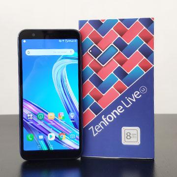 Review ASUS Zenfone Live L2: Fitur Meningkat, Harga Merakyat