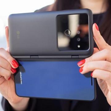LG V50 ThinQ Dual Screen, Sudah Bisa Dibeli