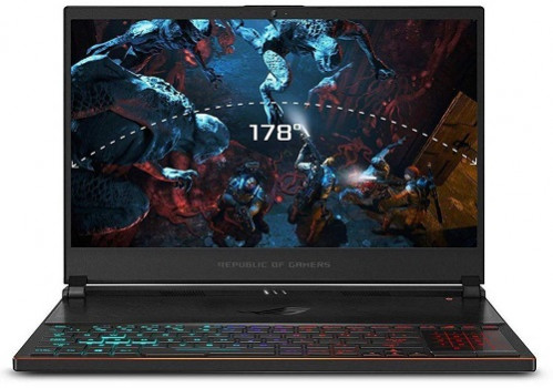 ASUS Zephyrus S GX531 dengan GPU RTX2080