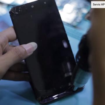 Cara Ganti LCD Hp yang Pecah, Lengkap!
