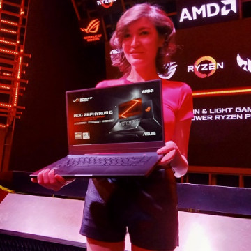 Asus TUF Gaming FX505, Laptop Gaming Asus Terbaru 10 Jutaan