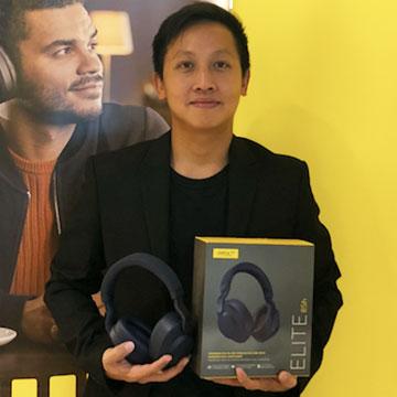 2 Headset Terbaru dari Jabra, Bawa 6 Teknologi Canggih
