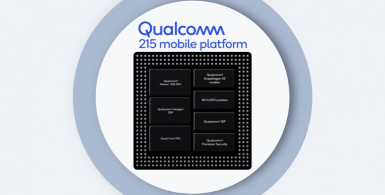 Keunggulan Qualcomm 215