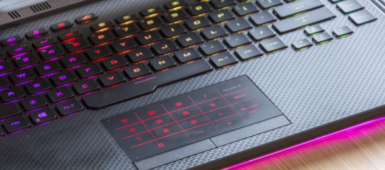keyboard rog strix scar III