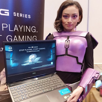 Dell G7, Laptop Gaming Tipis Pakai Alienware!