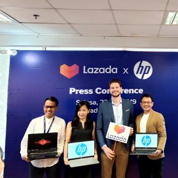 HP Brand Day Bareng LAZADA, Ingat Tanggalnya!