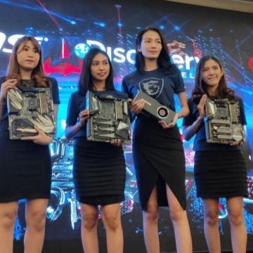 MSI Fokus Ke ESPORT, Luncurkan Perangkat Gaming Baru