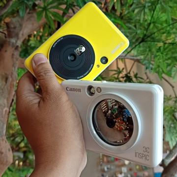 Canon iNSPiC, Polaroid Baru Untuk Anak Muda Kreatif