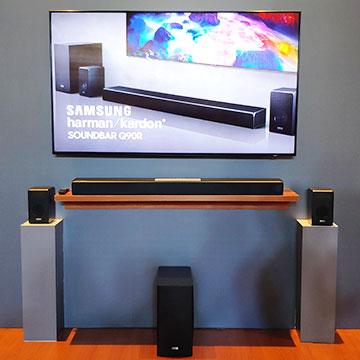 5 Teknologi Canggih di Samsung Harman Kardon Soundbar Q90R