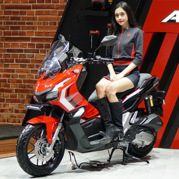 Honda ADV 150 Siap Rebut Pasar Yamaha Aerox dan Nmax