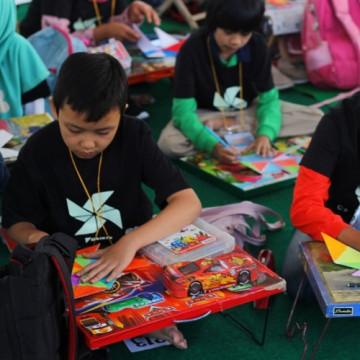 Daikin Origami Day Bandung 2019 Ajak Anak Lebih Kreatif