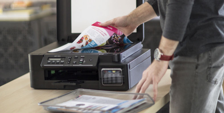 Cara Sharing Printer dengan Wifi