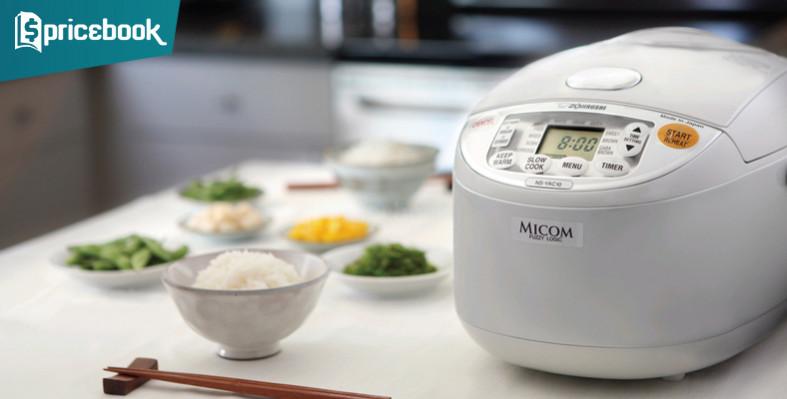 cara milih rice cooker