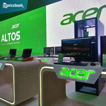 Acer Perkenalkan Altos, Solusi Teknologi Server Terbaru di Indonesia