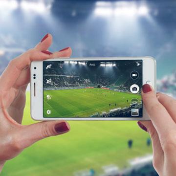 Cara Streaming Bola Termudah, Bisa dari Hp atau Laptop