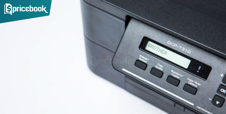 review brother dcp-310