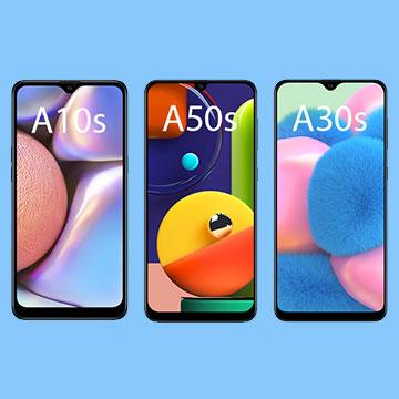 Samsung Hadirkan 3 Hp Terbaru, Galaxy A10s, A30s dan A50s