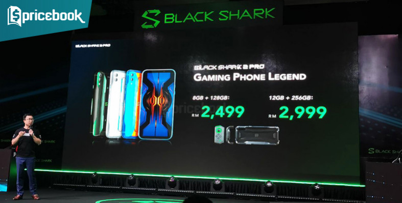 harga black shark 2 pro