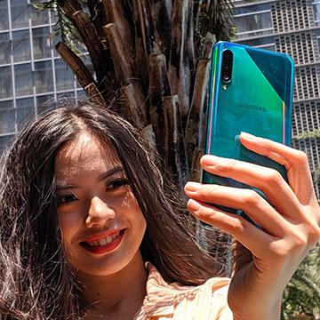 Hasil Foto Samsung Galaxy A50s, Hp dengan Kamera 48MP