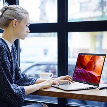 ASUS VivoBook A409, Asik Buat Kerja dan Gaming