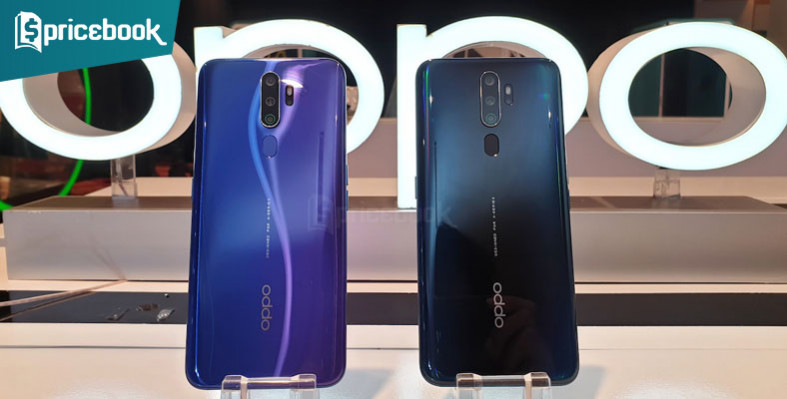 Oppo A series 2020