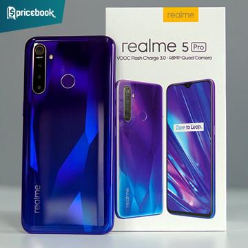 Realme 5 Pro, Hp Quad Camera Harga 3 Jutaan