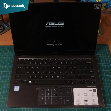 Review Asus Zenbook Flip 13 UX362, Puas Performanya
