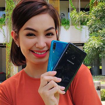 Samsung Galaxy A30s dan A20s Hadir, Apa yang Bikin Beda?