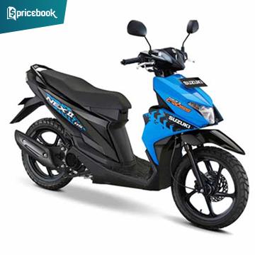 Suzuki NEX II CROSS, Tantang ADV Dengan Harga 15 Jutaan