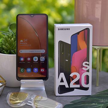 Review Samsung Galaxy A20s: Lebih Banyak Plus-nya