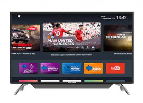smart tv polytron