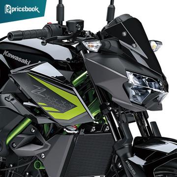 Kawasaki Z250 2020, Ganti Warna Makin Ganteng