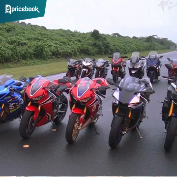 Daftar Harga Motor 250 cc Terbaik Buat Ngabuburit