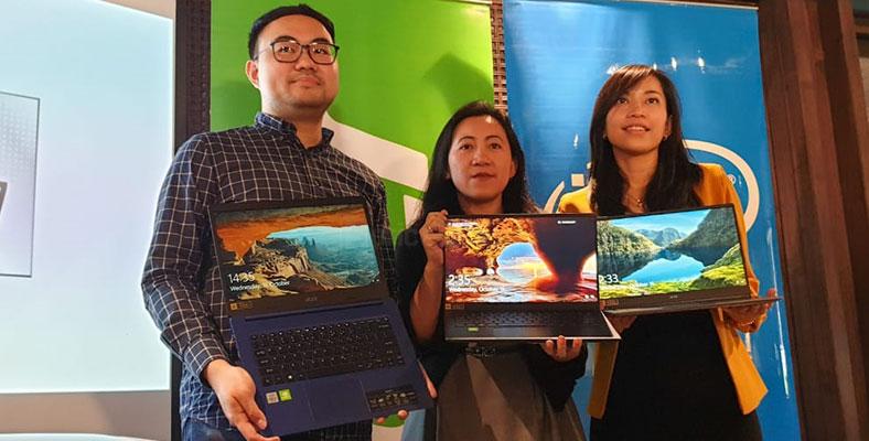 Laptop Terbaru dari Acer