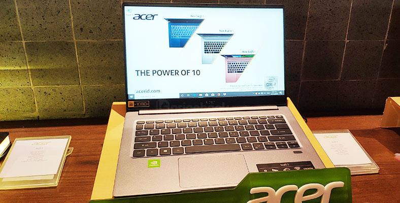 Acer Swift 3 2019